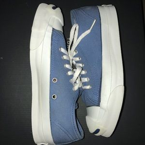 BLUE CONVERSE JACK PURCELL